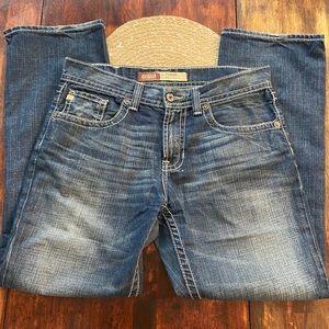 Big star Pioneer Regular Bootcut Jeans